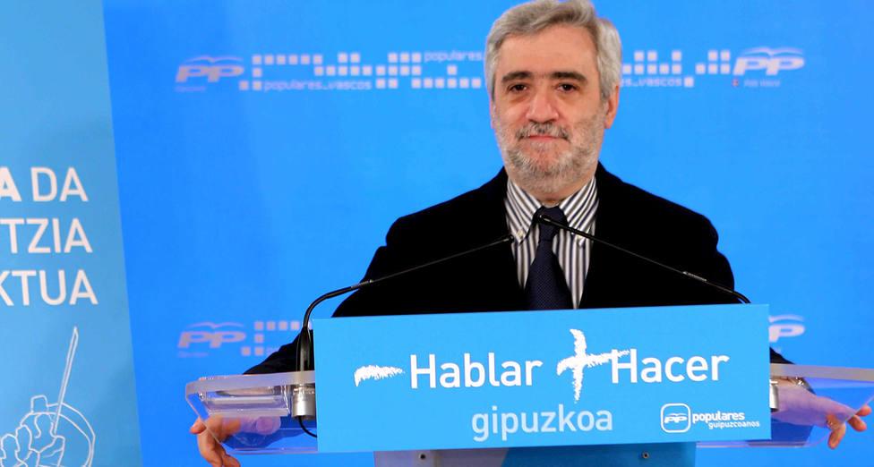 El PP votó para que EH Bildu presidiese la comisión de DDHH