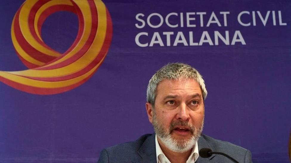 Josep Ramon Bosch, el nuevo secretario general de la Lliga y expresidente de Societat Civil Catalana