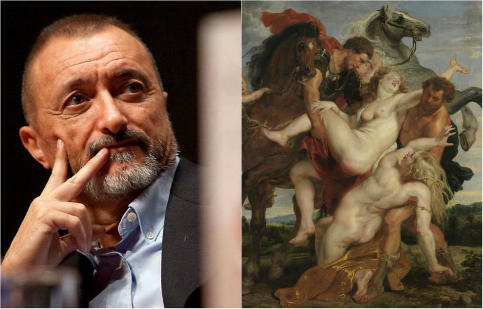 La desesperación de Pérez-Reverte con la petición de cambiar el nombre a unos cuadros por ideología de género