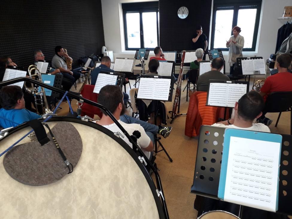 Lugo gastará 27.000 euros para renovar los instrumentos de la Banda de Música