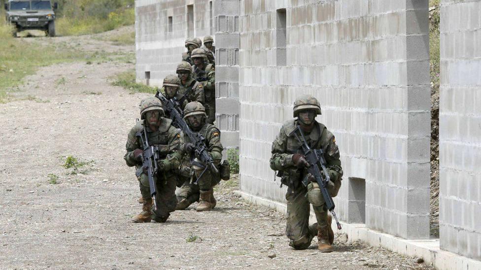 Muere un soldado del Ejército de Tierra tras unas pruebas físicas en Gerona