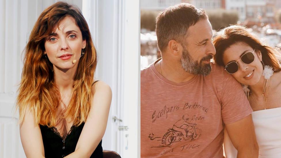 El alegato feminista de Leticia Dolera en defensa de la mujer de Abascal que ha sorprendido a todos