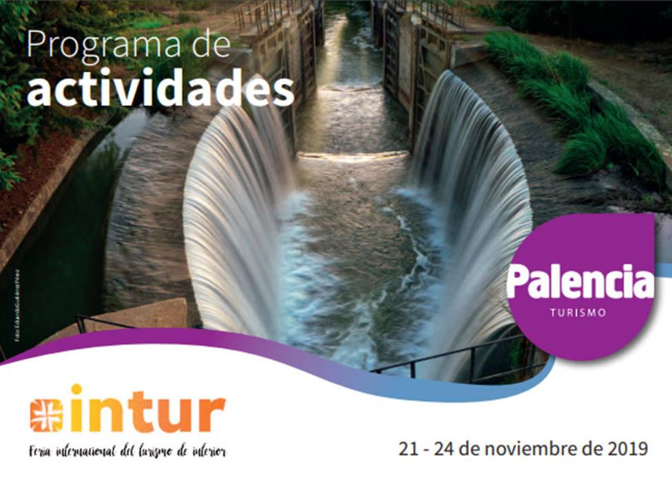 Programación completa de Palencia Turismo en INTUR 2019