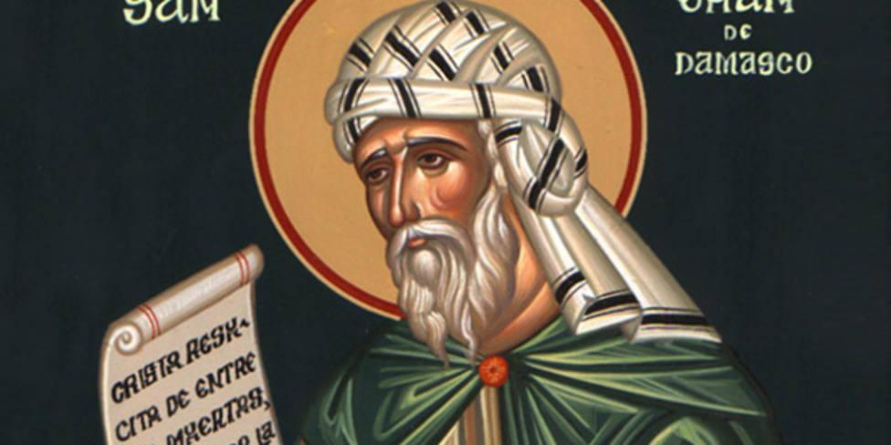 San Juan Damasceno: Padre de la Iglesia, anacoreta y catequista