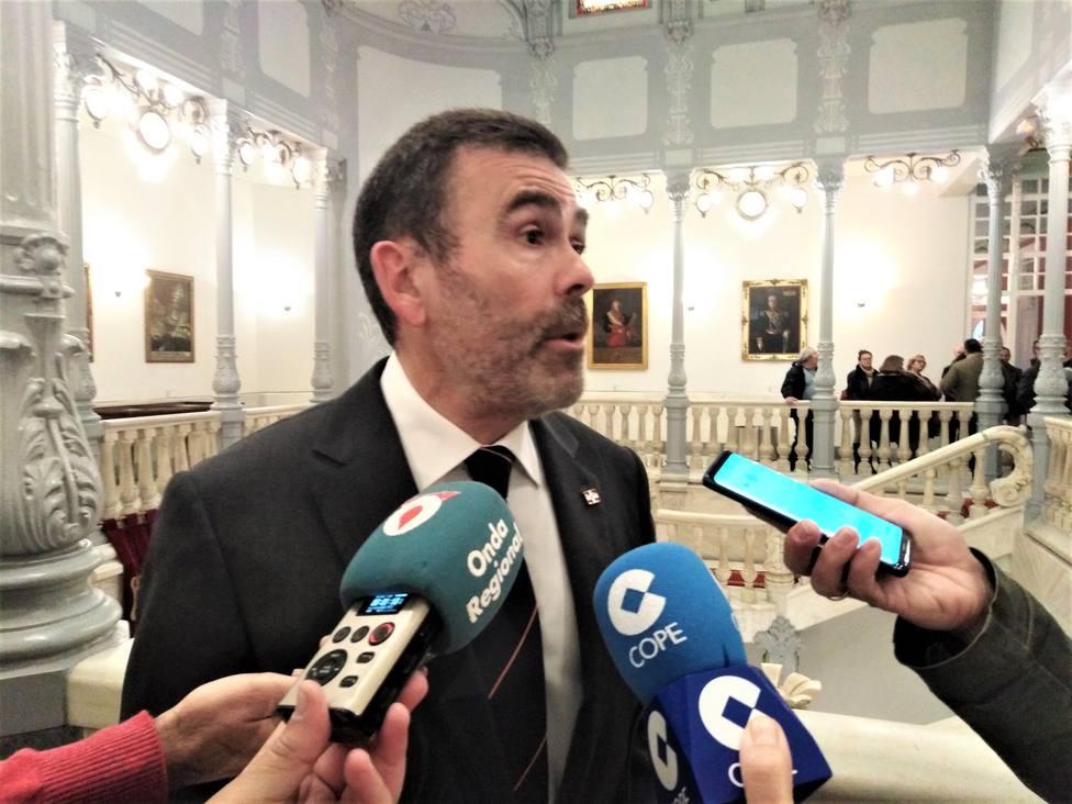 José López lamenta la utilización política de la Justicia en el pleito con Fernando Mateo