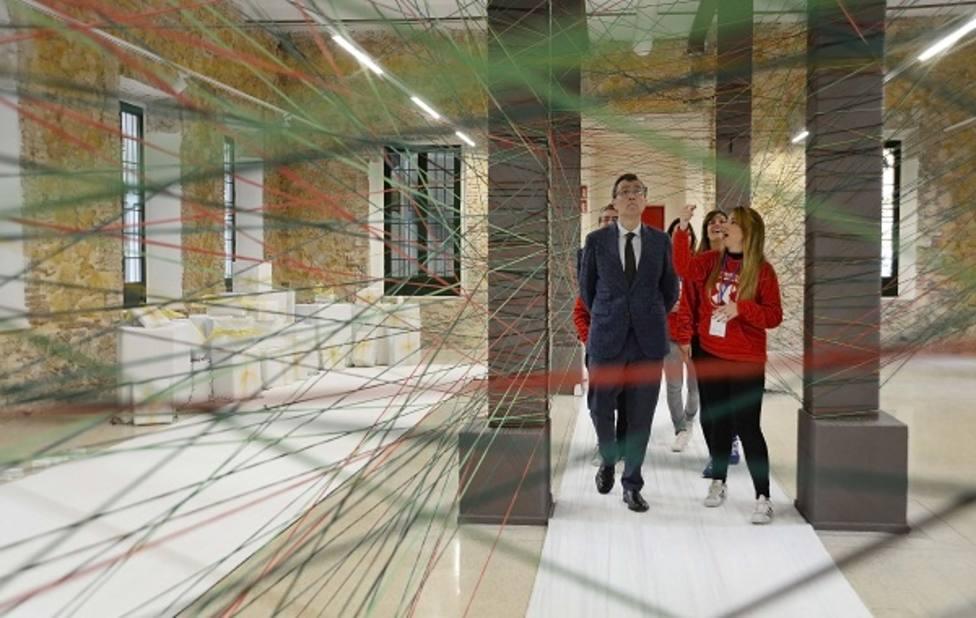 Murcia recupera el Cuartel de Artillería, que esta tarde abre sus puertas como centro expositivo y de creación