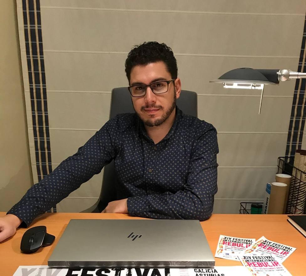 Alexandre Sotelino, profesor de la USC