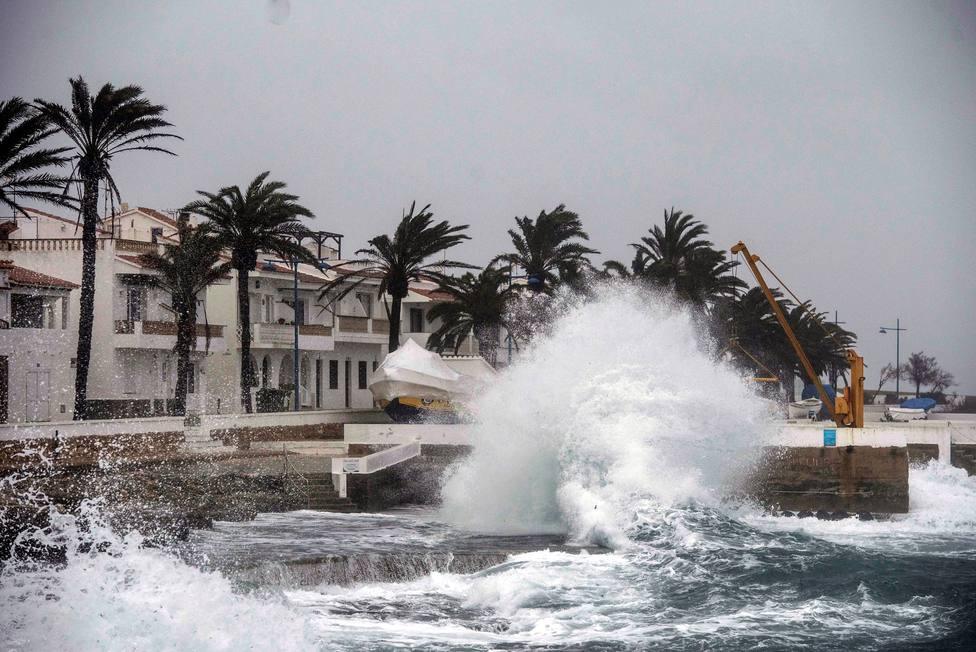 Un pescador de 50 años ha fallecido en Tarragona, ya son 13 las víctimas por el temporal Gloria