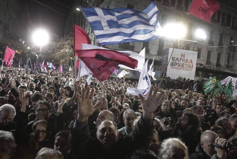 El origen político de Syriza: la formación liderada por Tsipras que conquistó hace 5 años al electorado griego