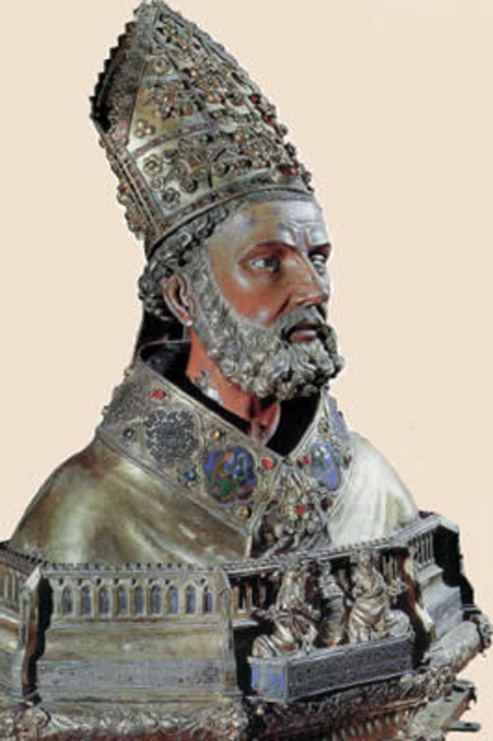 San Valero: el Santo obispo zaragozano desterrado por su Fe
