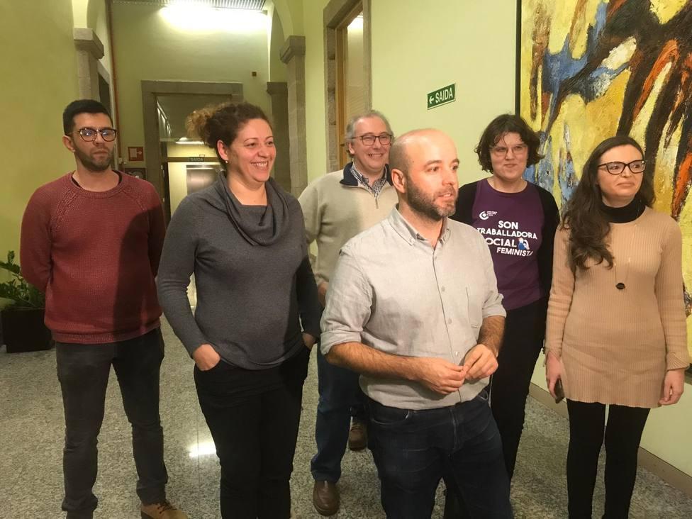 Villares (En Marea) celebra que la ciudadanía tenga la palabra y dice que en breve se decidirá si se presenta