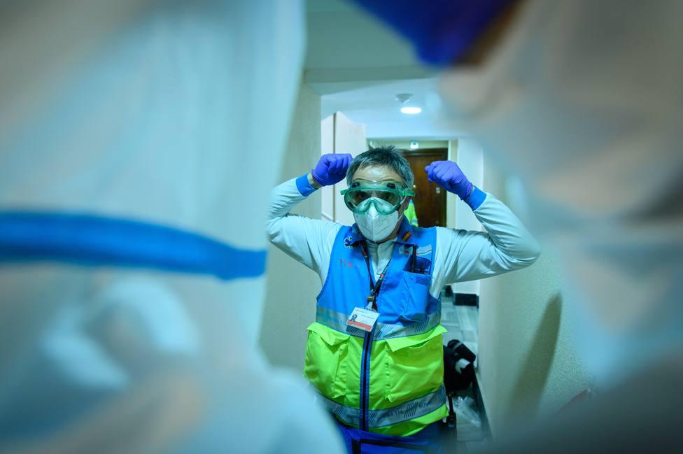 Madrid presenta menos muertes por coronavirus, con 18 fallecimientos más y 112 nuevos contagios