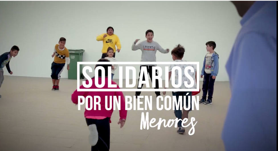 """Este viernes """"Solidarios por un bien común"""" muestra el rostro de los menores en riesgo de exclusión"""