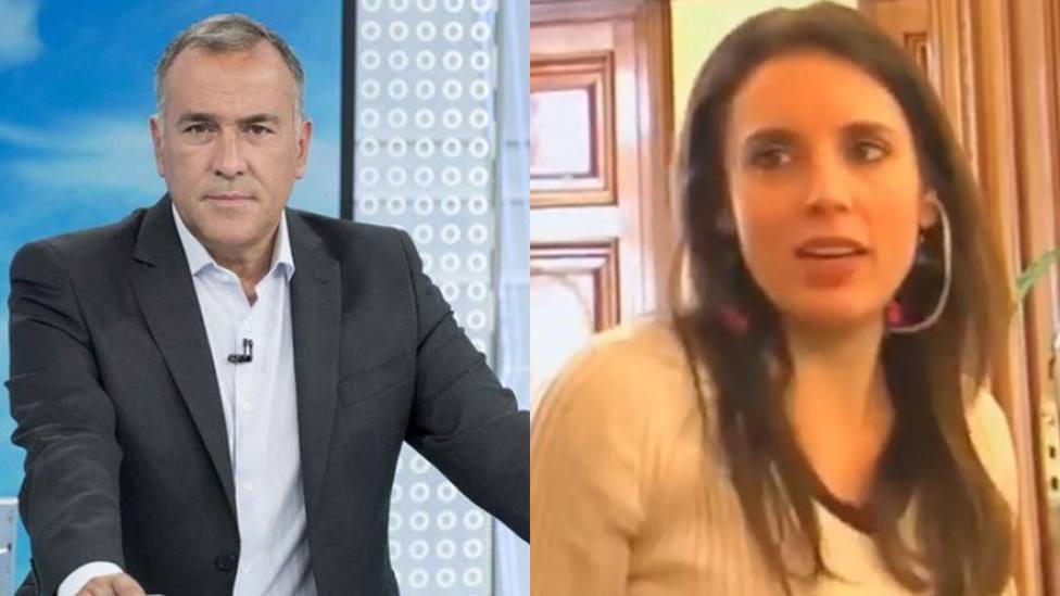 Xabier Fortes desvela el motivo por el que TVE no ha emitido el vídeo de Irene Montero