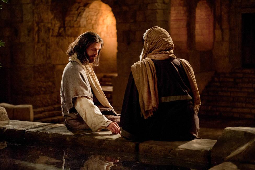 El Evangelio del 7 de junio: Dios envio? a su Hijo para que el mundo se salve por e?l