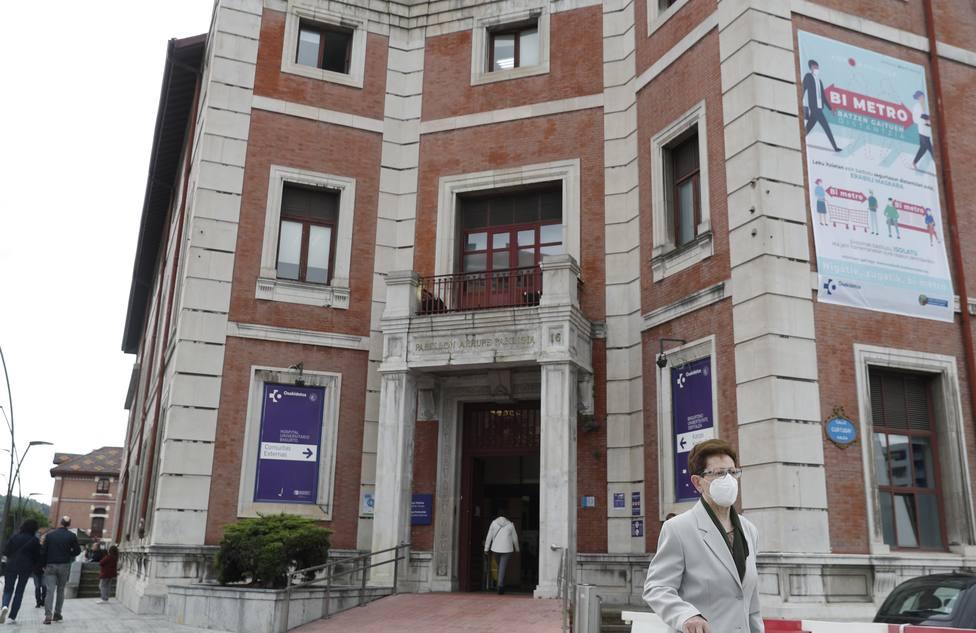 Hospital de Basurto, Bilbao