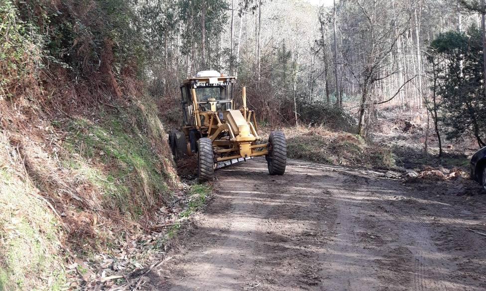 Fallece un hombre de 60 años en una pista forestal de Anguiano