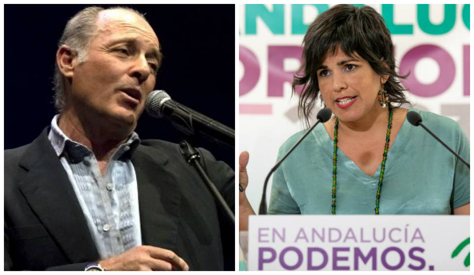 """Teresa Rodríguez lanza una campaña contra el Rey y Soto la pone en su sitio: """"Claro, la culpa de la monarquía"""