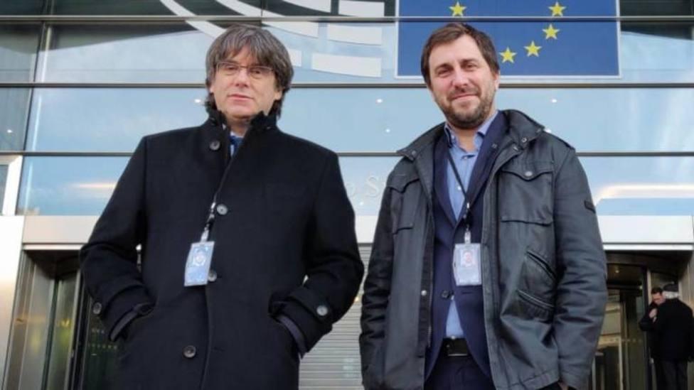 El independentismo se estrella en Europa