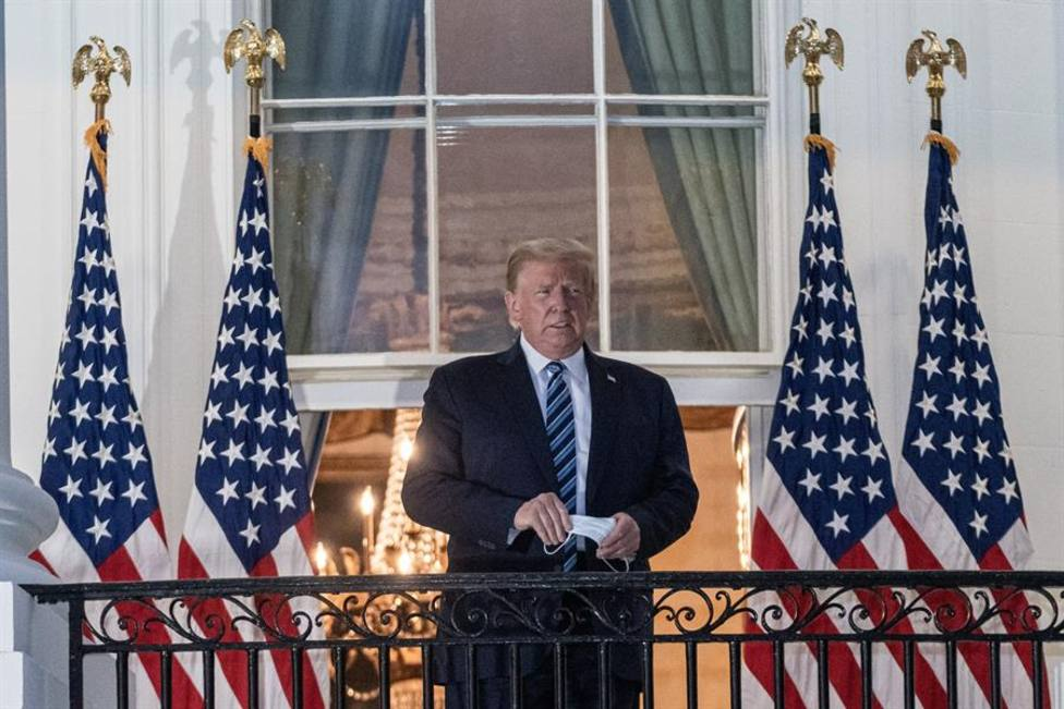Trump asistirá a un mitin en Florida el próximo lunes y asegura que ya no toma medicación para la COVID-19