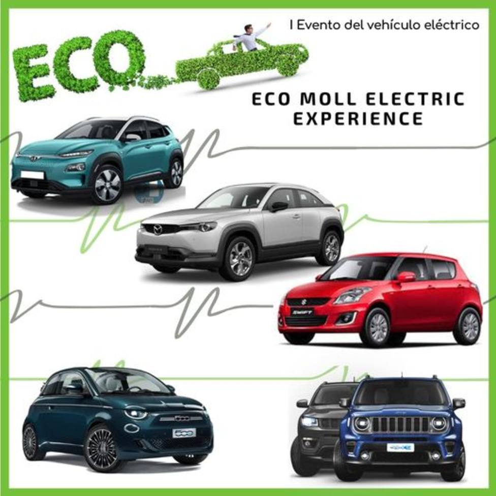 ECO MOLL ELECTRIC EXPERIENCE.