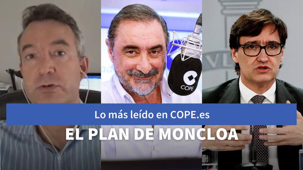 El plan de Moncloa que Herrera no quiere ni de broma, entre lo más leído de este lunes