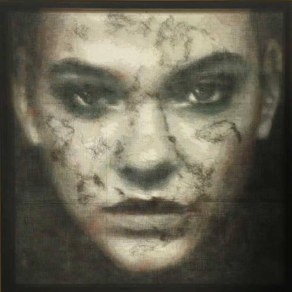 El primer premio del concurso de pintura se lo llevó Melchor Balsera Maldonado, vecino de Badajoz