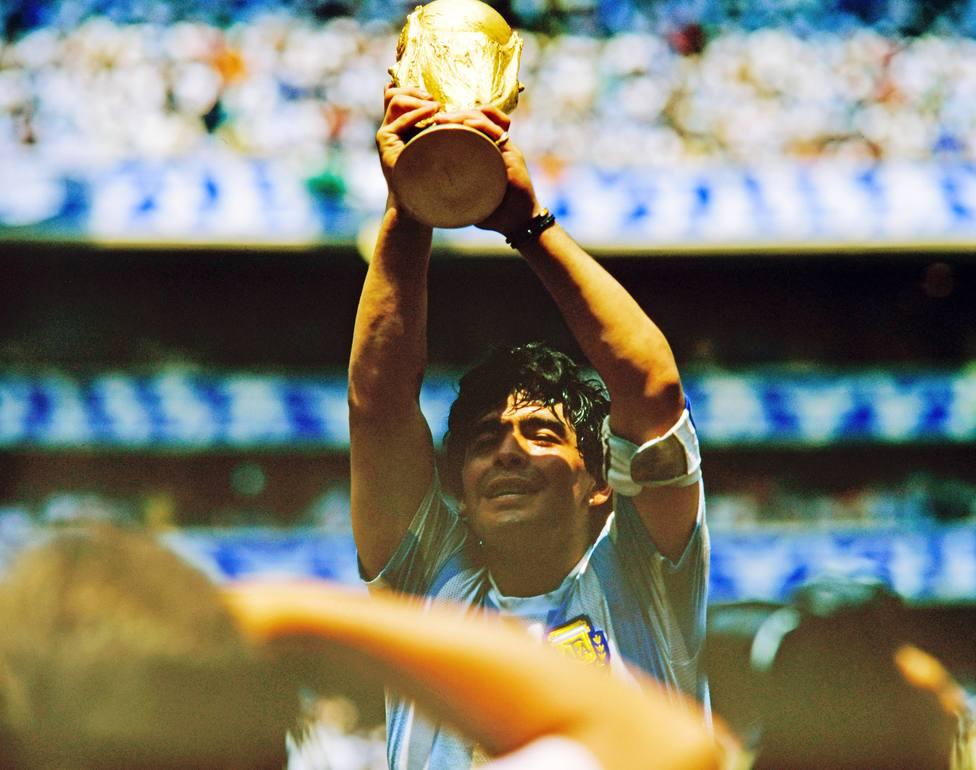 Diego Armando Maradona, Mundial 1986