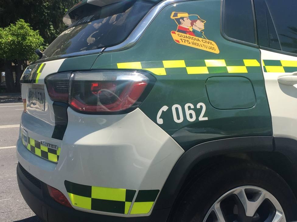 Investigan a un conductor implicado en un accidente en Bujalance tras haber consumido drogas