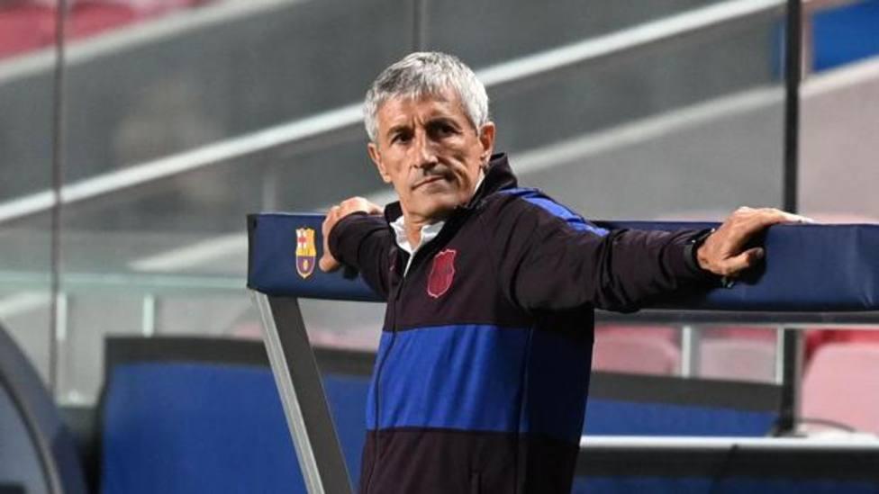 Quique Setién: Desde luego que volvería al Barça