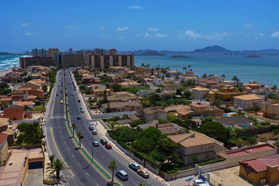 Salud permite la movilidad entre los territorios de Cartagena y San Javier que conforman La Manga Consorcio