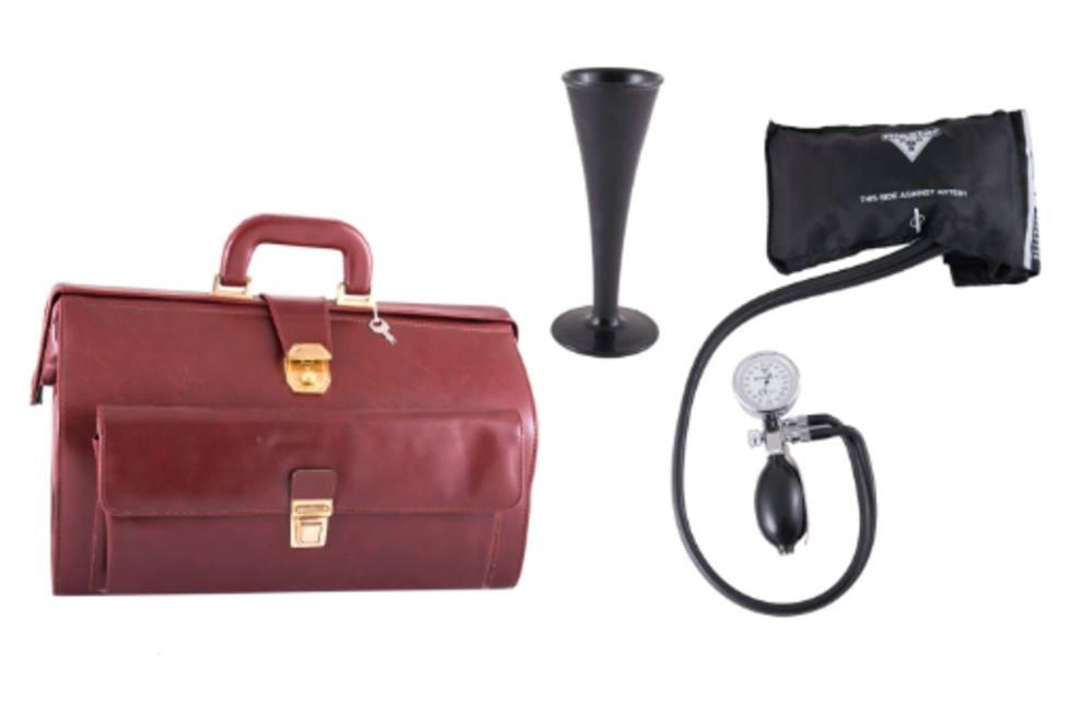 Subasta de objetos perdidos del Ayuntamiento de Santiago: un maletín de ginecología o un Iphone 5 desde 1 €
