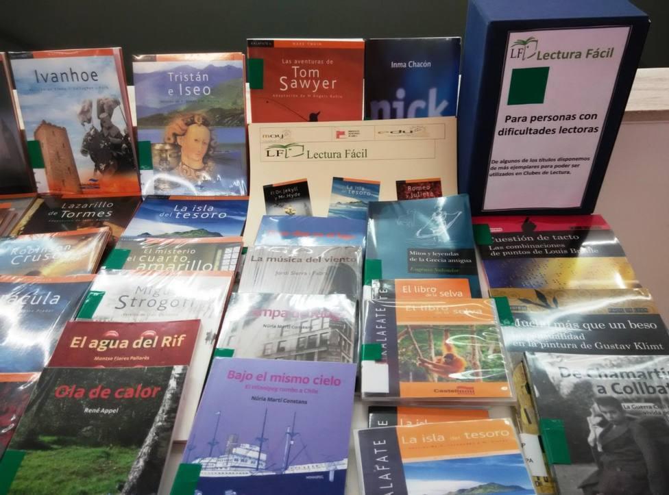 La Red Municipal de Bibliotecas de Lorca amplía su fondo de ejemplares