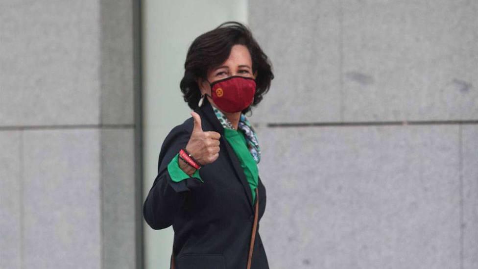 Ana Botín, nueva presidenta de la Federación Bancaria Europea