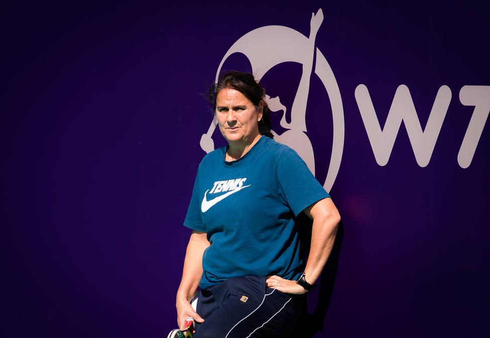 2021 Abu Dhabi WTA Womens Tennis Open Pre-Tournament
