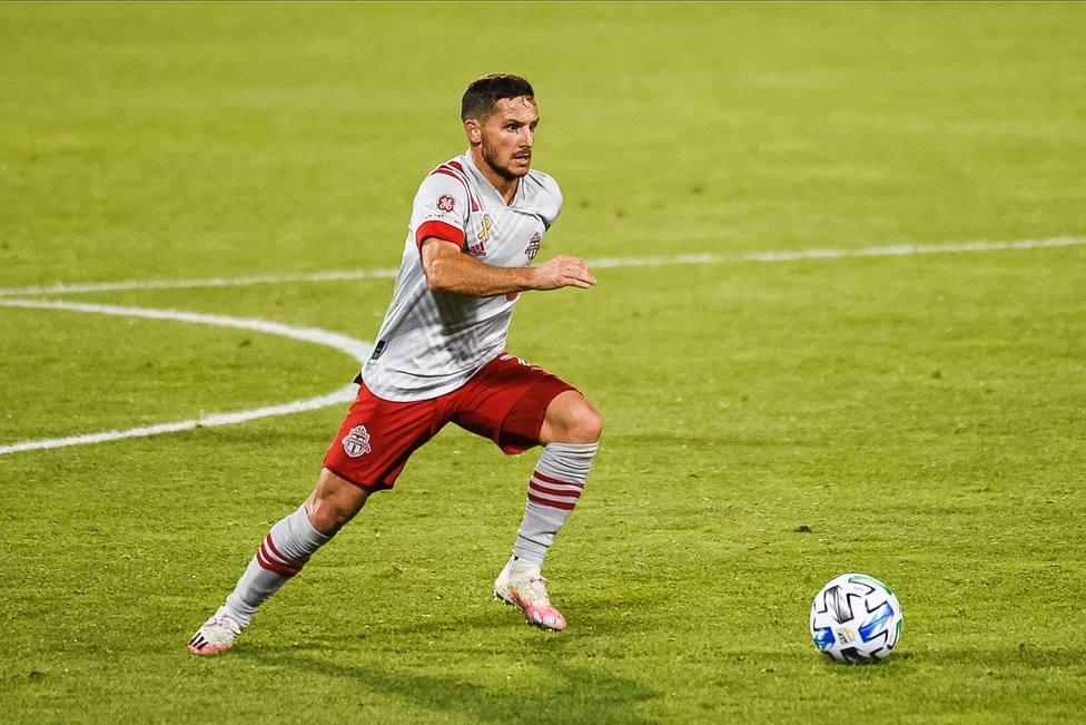 SOCCER: SEP 09 MLS - Toronto FC at Montreal Impact