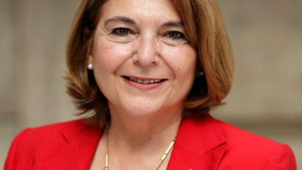 La diputada expulsada de Vox y nueva consejera de Educación y Cultura, María Isabel Campuzano