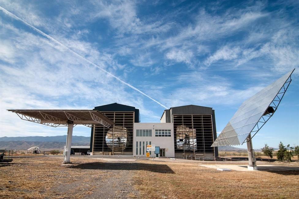 La Plataforma Solar de Almería vuelve a acoger visitas tras dos años de parón