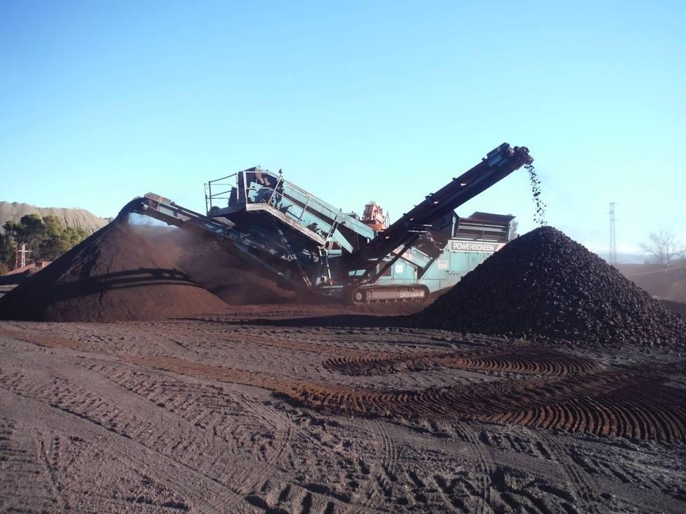 Granada.- Economía.- Minas de Alquife recibe la autorización para la recuperación de lodos ferruginosos