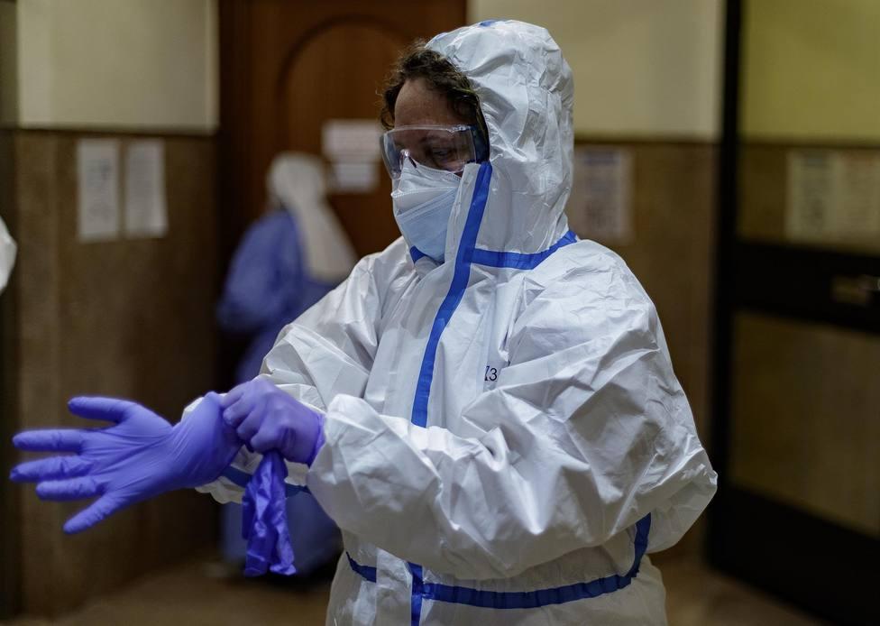 Subida generalizada de los casos de coronavirus en los municipios de La Rioja