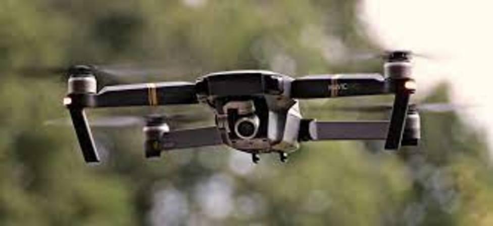 Los drones de la AXEGA forman parte del dispositivo de búsqueda