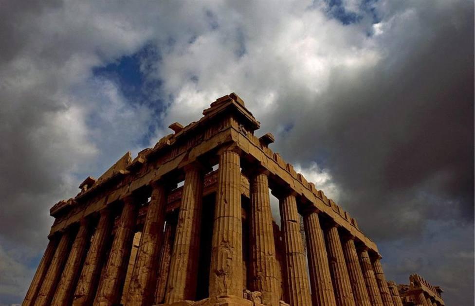 Una imagen del Partenón de Atenas