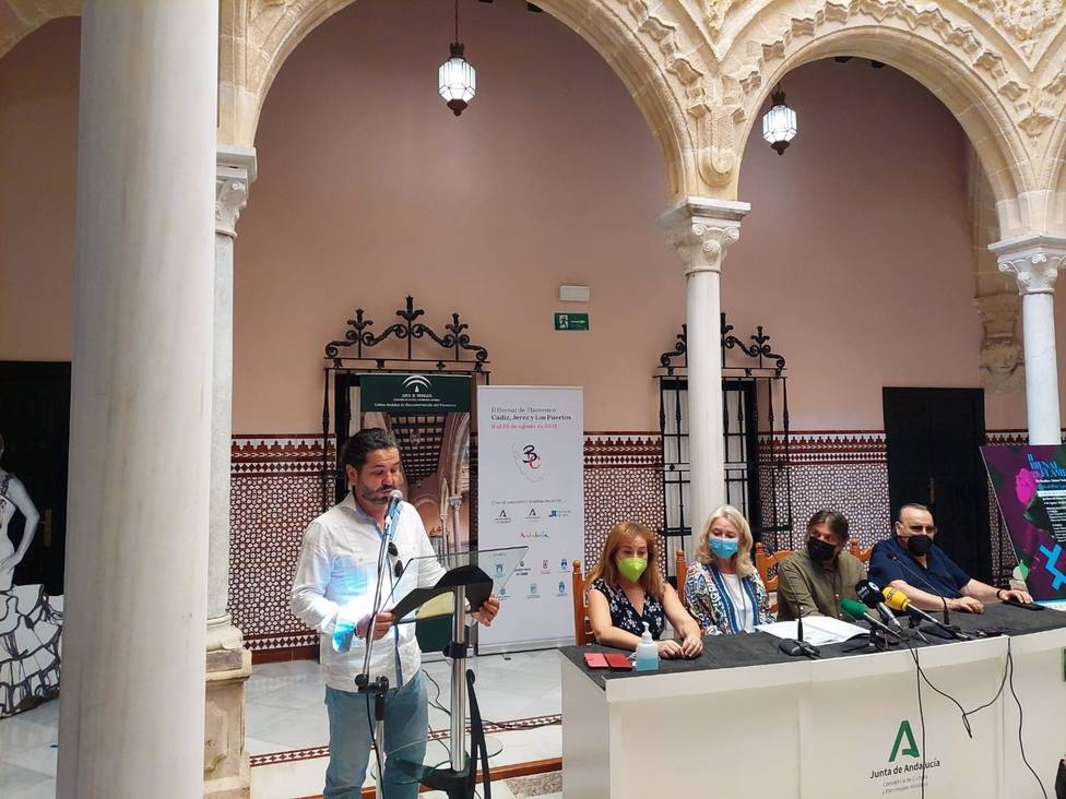 La II Bienal de Flamenco, presentada para agosto con homenaje a Rancapino