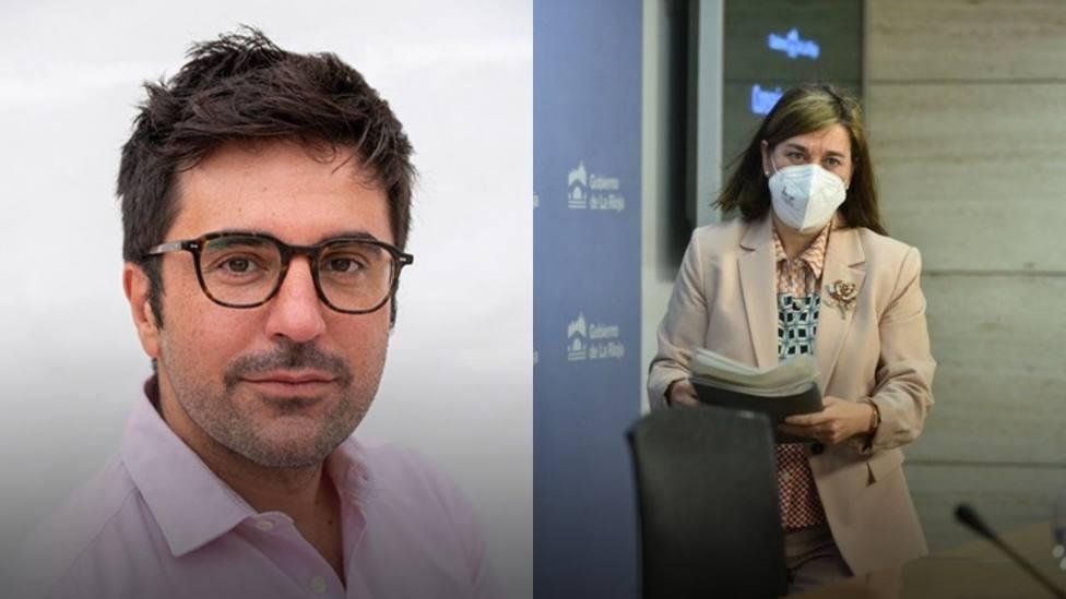 El Gobierno de La Rioja cambia de portavoz