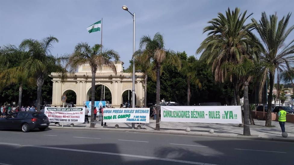 Granada.- Asaja pide que se destinen los fondos de la ampliación del aeropuerto de El Prat a las canalizaciones de Rules