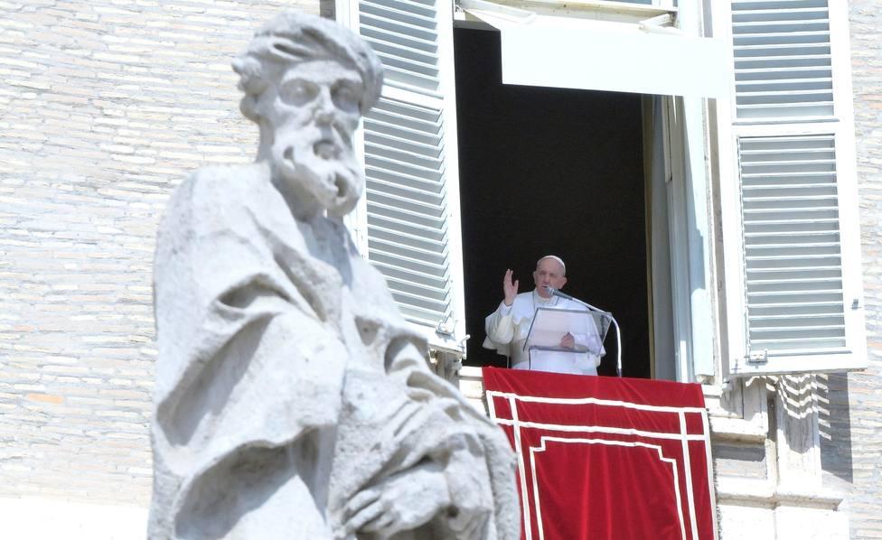 El Papa Francisco muestra su solidaridad con los vecinos afectados por la erupción del volcán de La Palma
