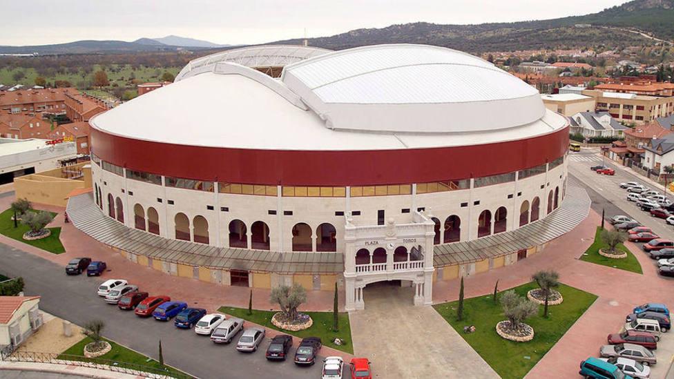 La Plaza de Toros Cubierta de Moralzarzal acogerá en octubre la Feria de Novilladas