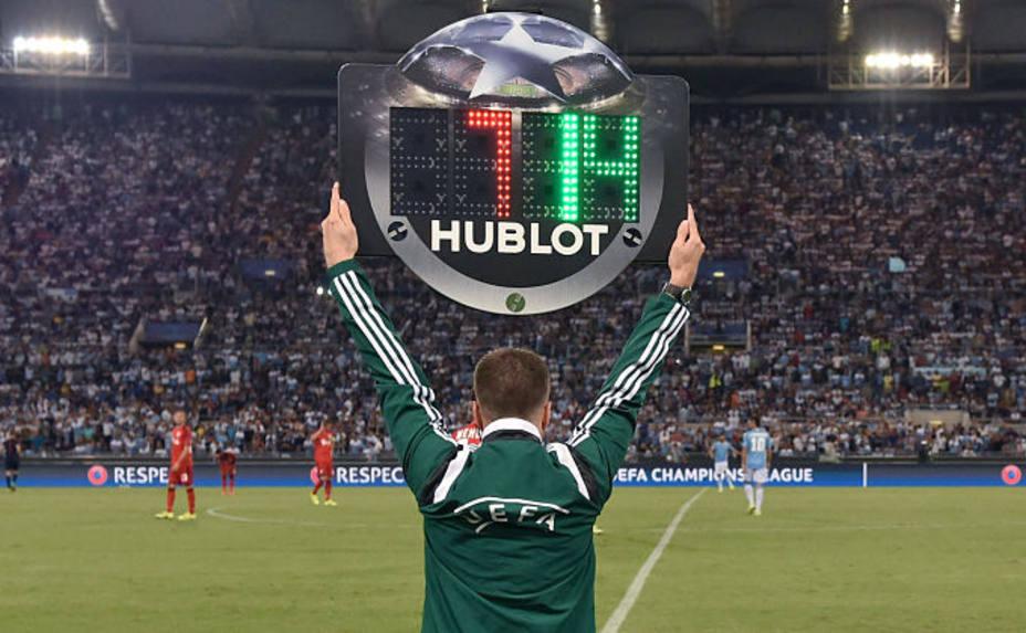 La UEFA probará un cuarto cambio en la prórroga - Fútbol ...