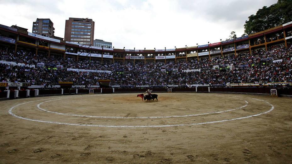 La plaza de toros de Bogotá estrena nueva empresa con Juan Bernardo Caicedo al frente
