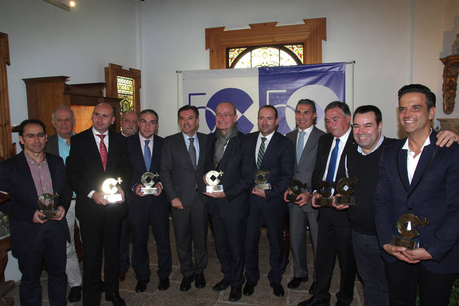 12ª edición de los Premios Más COPE Málaga